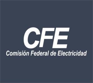 Logo Comision Federal de Electricidad