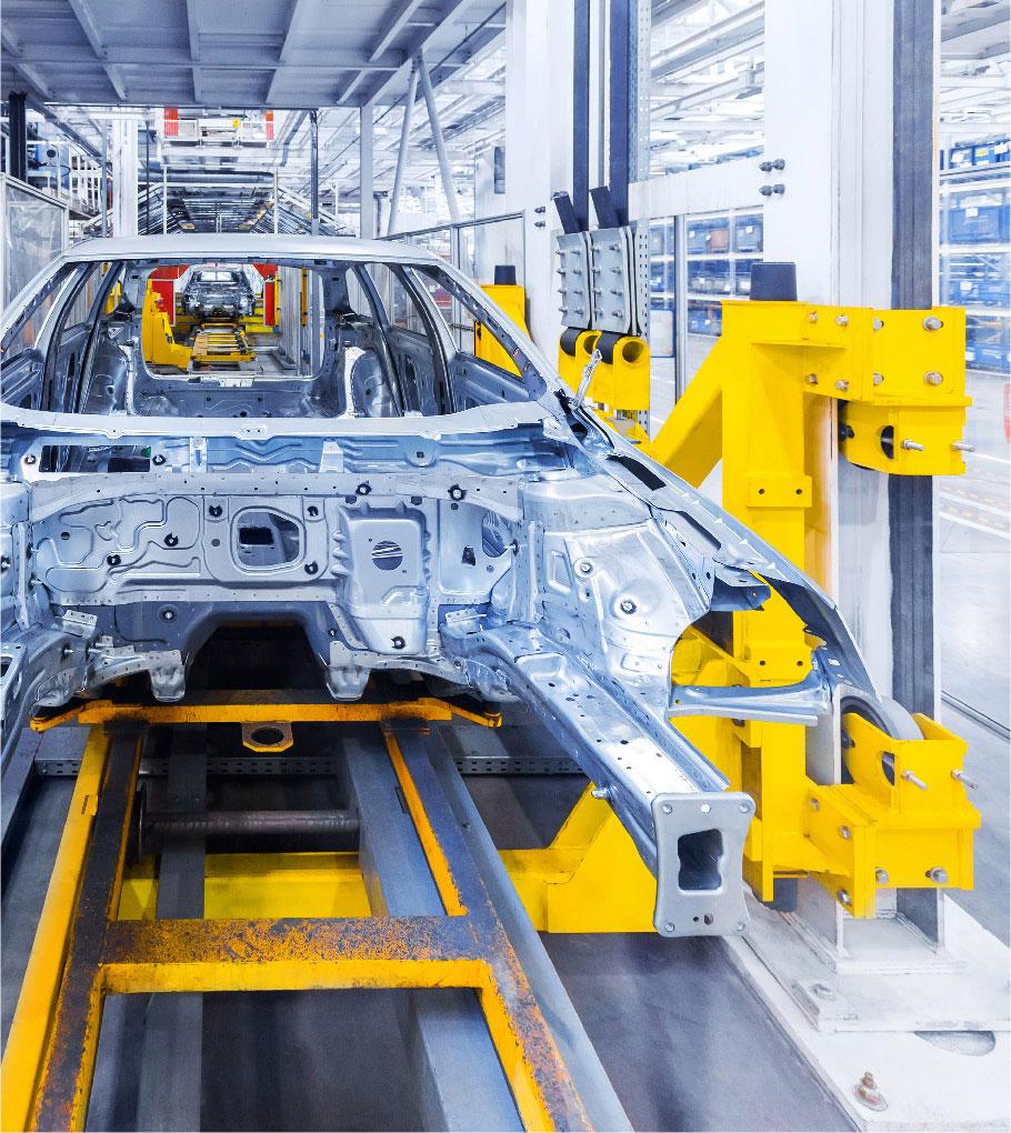 Automotive manufacture